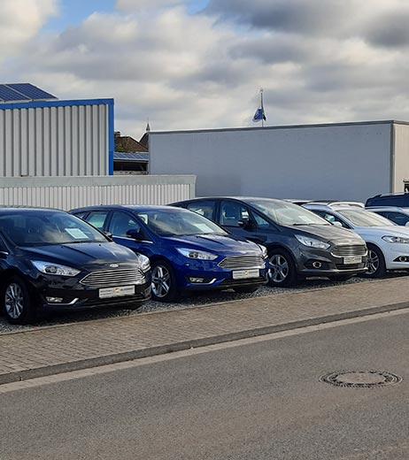 Gebrauchtwagenverkauf Ibbenbühren
